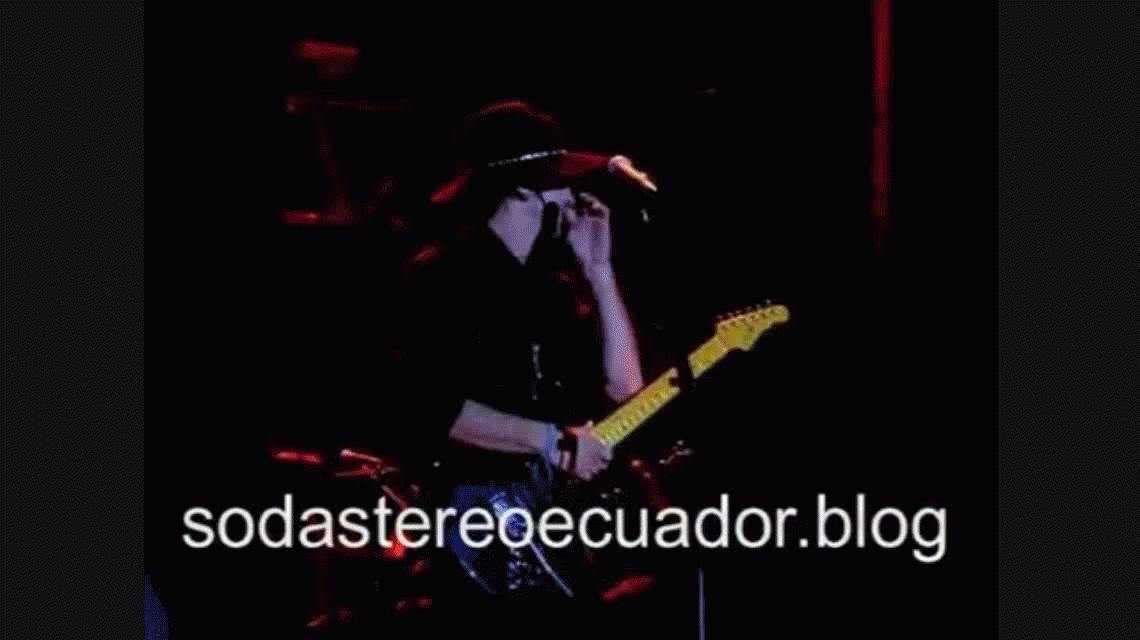 Murió Daniel Sais, ex tecladista de Soda Stereo