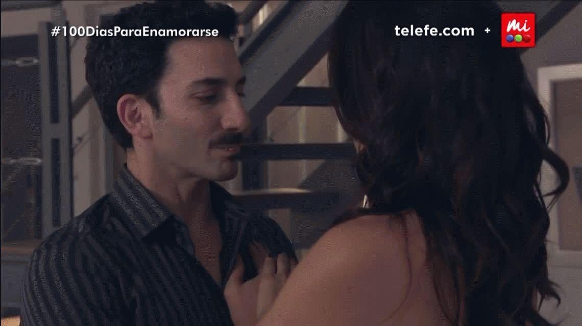 La tremenda confesión de Juani a Antonia y la primera vez, por separado, de Laura y Gastón en 100 días para enamorarse
