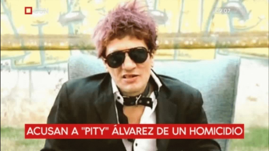 El Pity Álvarez está prófugo: lo acusan de asesinar a un amigo a balazos