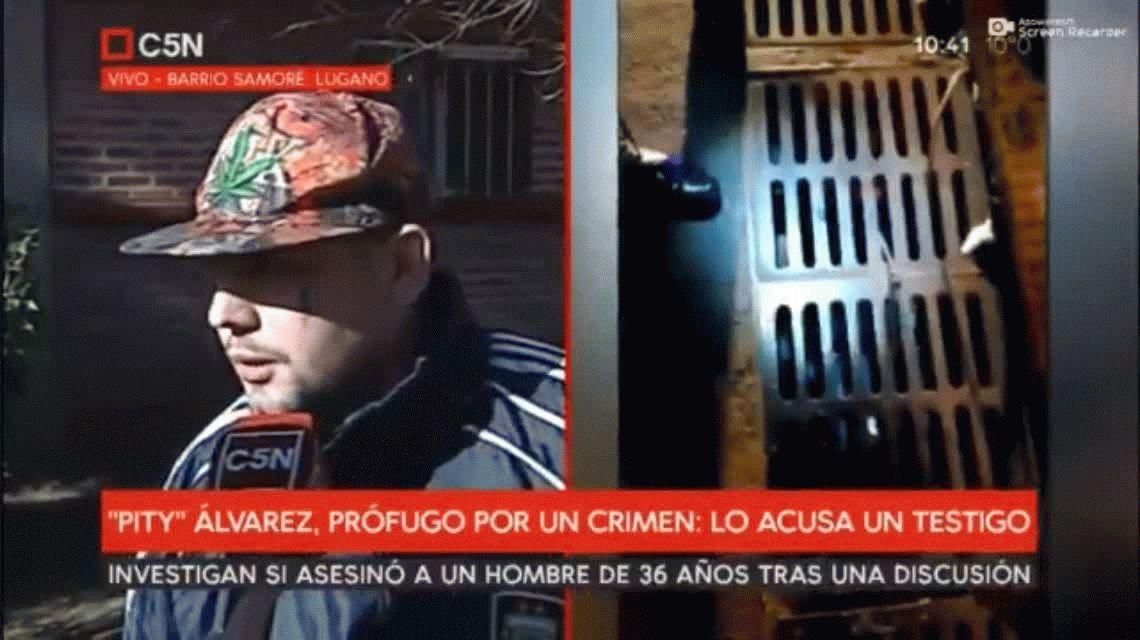 Christian de Lugano defendió al Pity Álvarez: Se droga pero es buen pibe