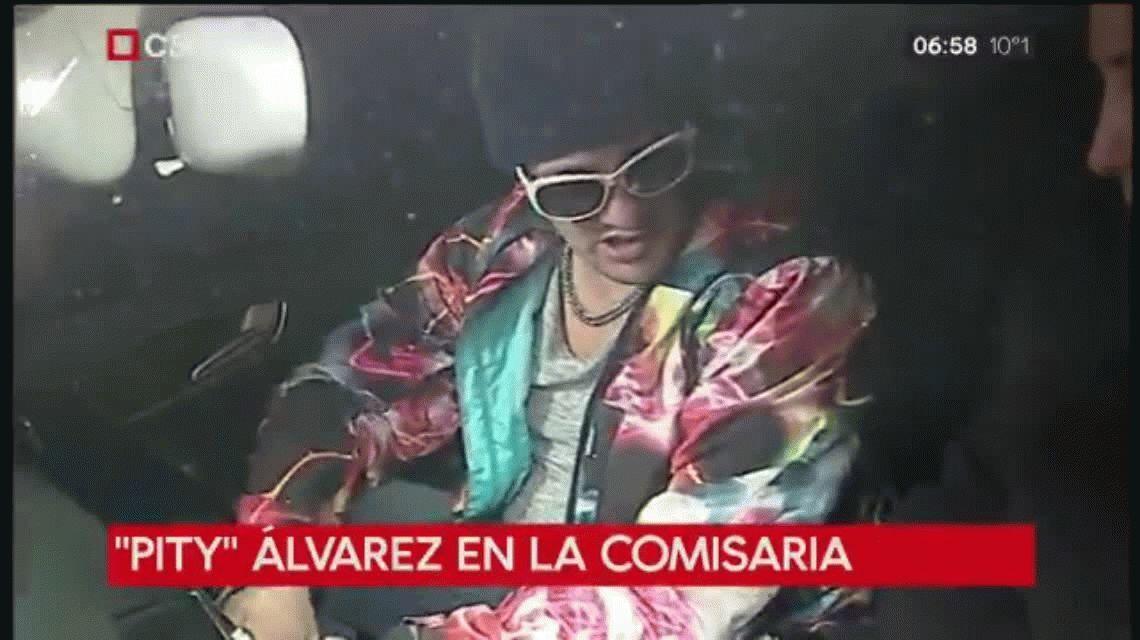 Se entregó el Pity Álvarez y confesó el crimen: Lo maté, era él o yo