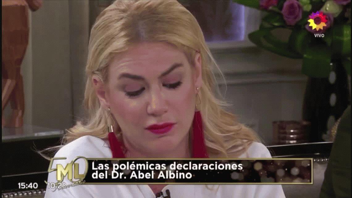 Esmeralda Mitre: Yo fui una Ni una menos y ninguna actriz se solidarizó conmigo
