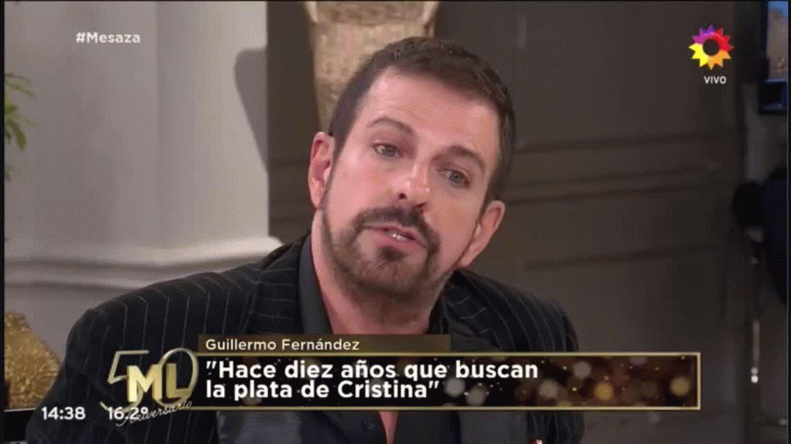Terrible cruce entre Mirtha y el cantante Guillermito Fernández: Te invité para hablar de tango y mirá lo que pasó