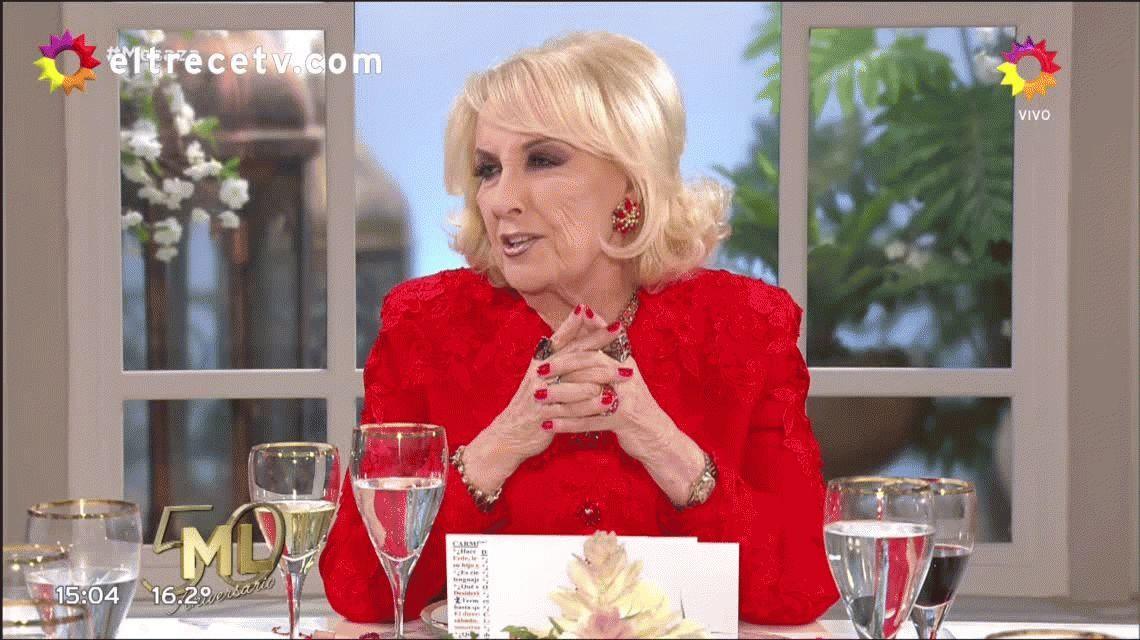 Carmen Barbieri contó cuál es el estado sentimental de Fede Bal