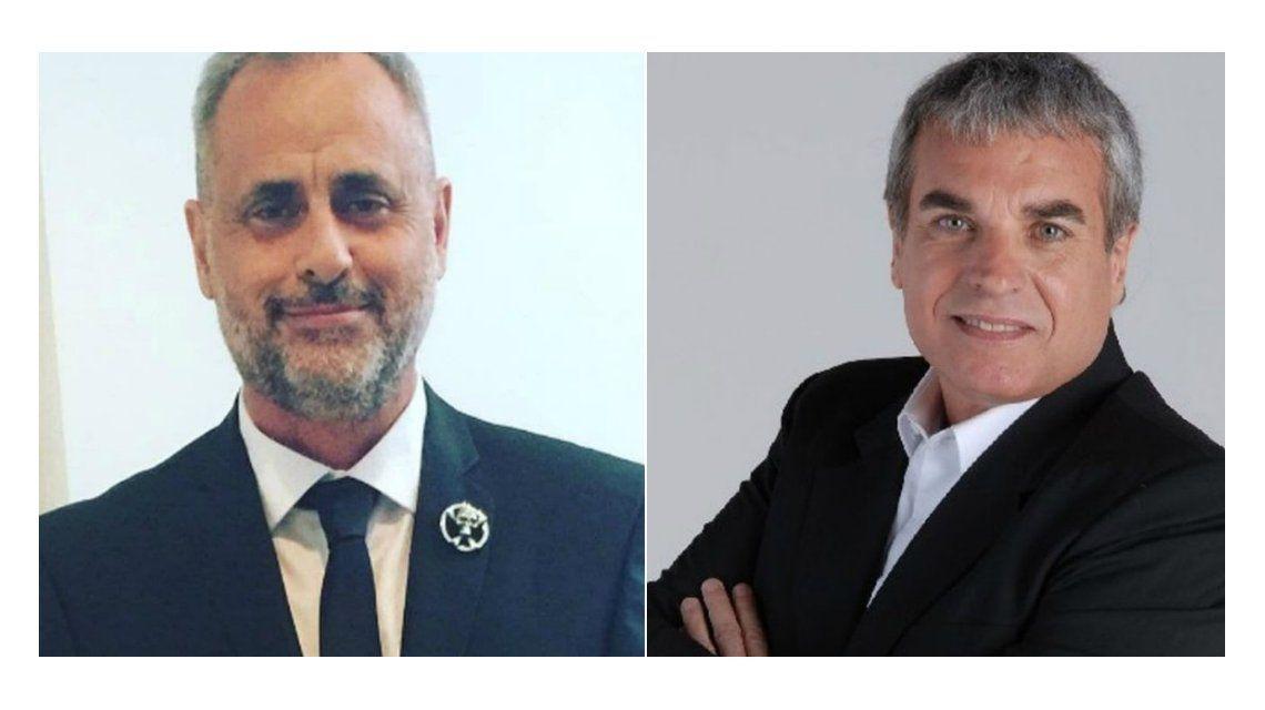 Jorge Rial y Carlos Monti se reconciliaron después de 20 años