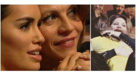 El abrazo de Lali Espósito a Marcela Morelo cuando perdió en la categoría Mejor álbum