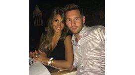 Lionel Messi y Antonella Roccuzzo se casan en Rosario.