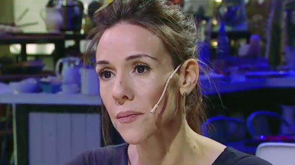 Demacrada, Laura Miller reapareció en la televisión con una fuerte revelación