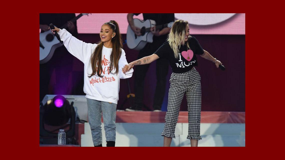 One love Manchester: Ariana Grande recaudó 2.6 millones de dólares en tres horas