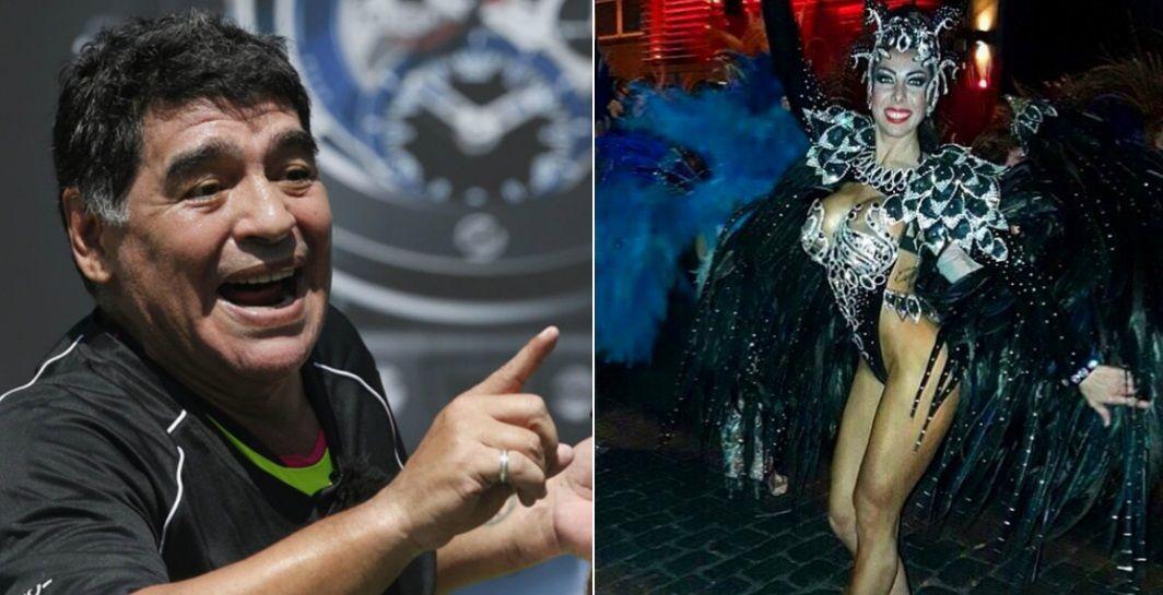Aparecieron nuevos audios de Maradona a su amante correntina