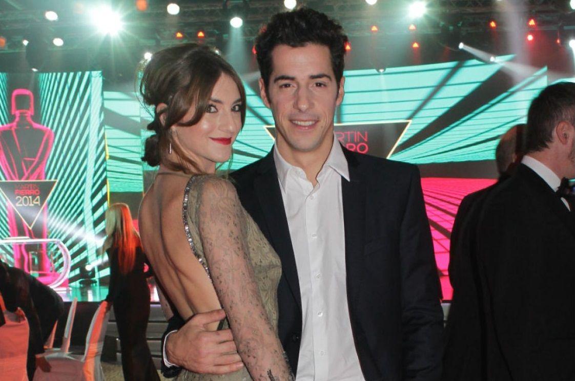 Esteban Lamothe y Julieta Zylberberg.