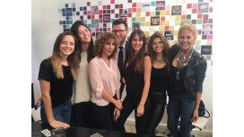 Pampita vuelve a la conducción: tendrá un programa con Barbie Simons y Angie Balbiani