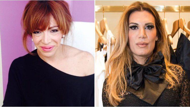 Lizy Tagliani criticó a Flor de la V por demandar a Mabel Ibáñez