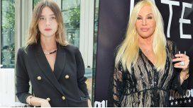 Susana y Celasco, abuela y nieta amantes de la moda