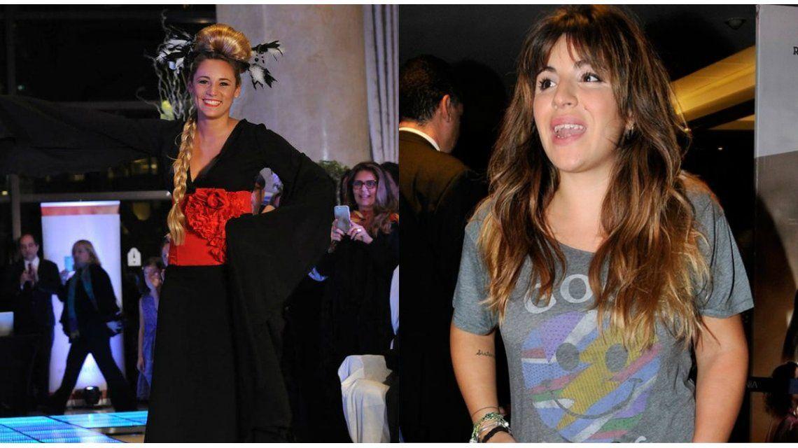 Rocío Oliva trató a Gianinna Maradona de gorda