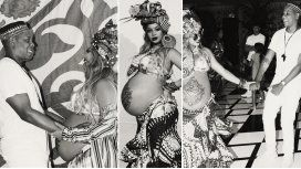 El baby shower de Beyoncé