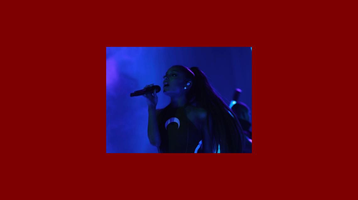 El mensaje de Ariana Grande por el atentado en su show de Manchester