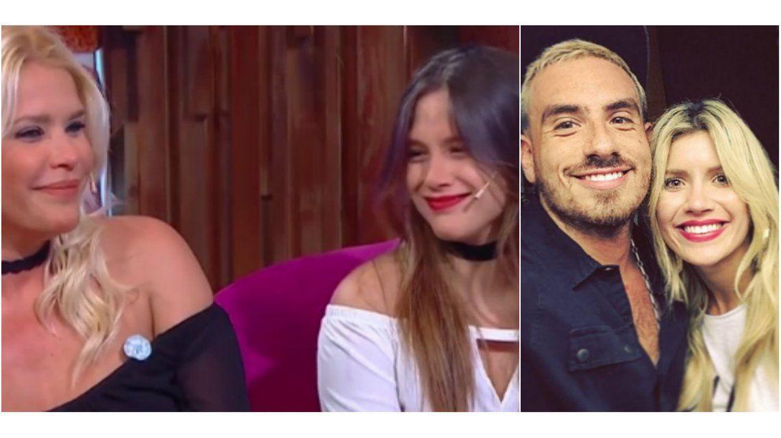 La reacción de Barbie Vélez ante la separación de Fede Bal y Laurita Fernández