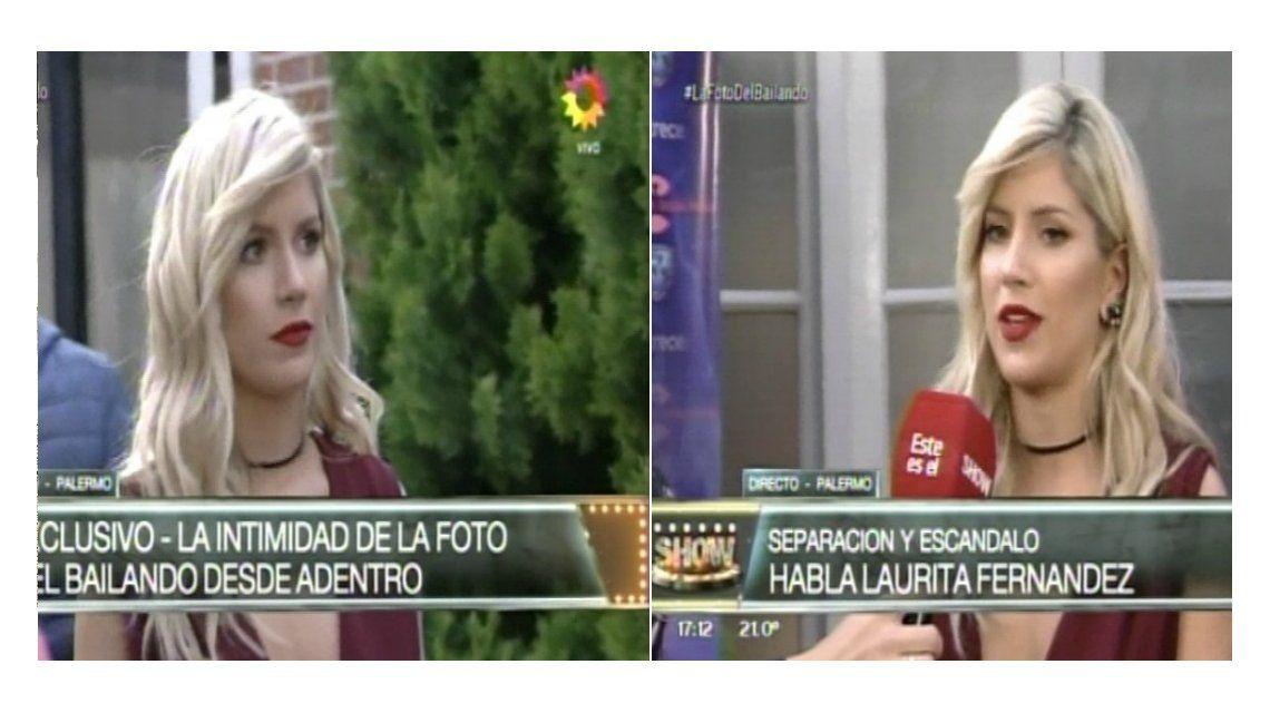 Laurita Fernández: Yo me la jugué por Fede pero me desilusionó