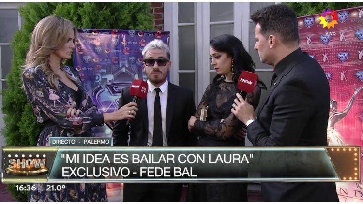 Fede Bal: Desde que estoy con Laurita soy el tipo más fiel del mundo