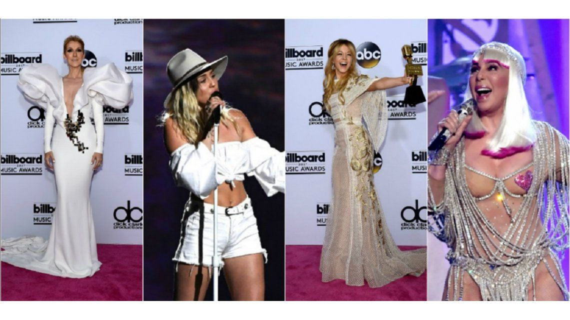 Los Billboard Music Awards 201