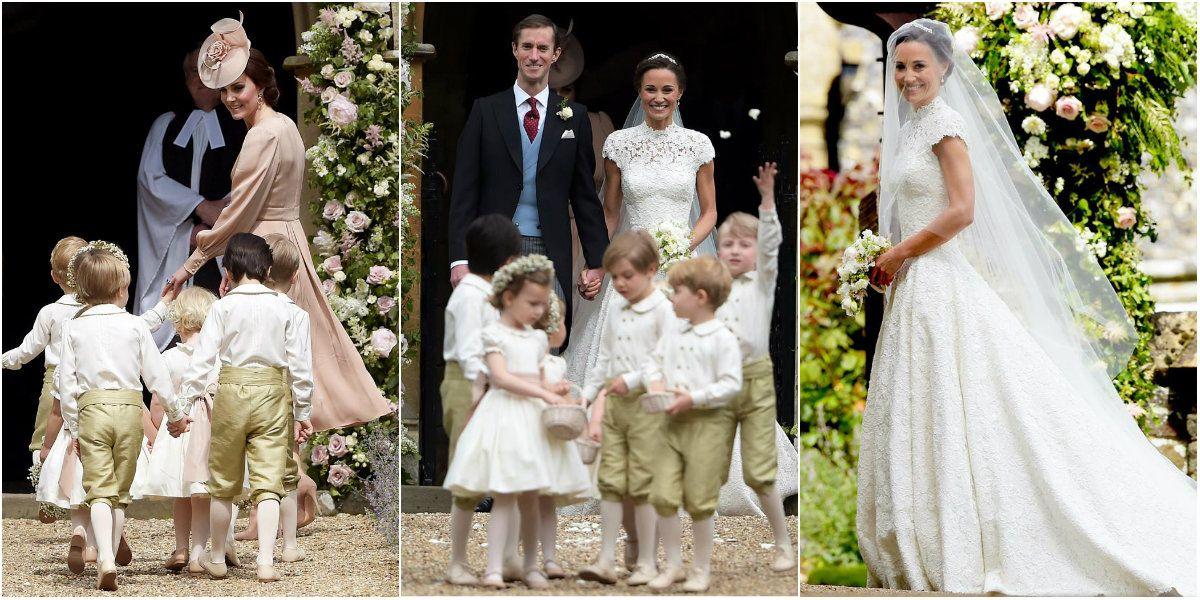 PippaMiddleton y James Matthews se casaron