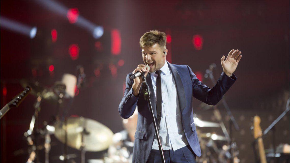 Ricky Martin tuvo un gran gesto con una argentina que sufre cáncer