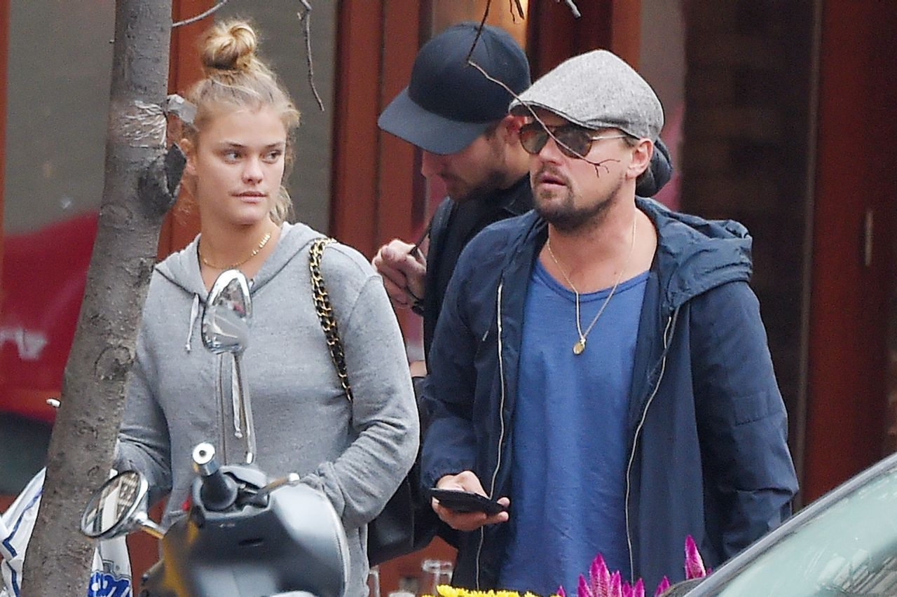 Leonardo DiCaprio se separó de Nina Agdal