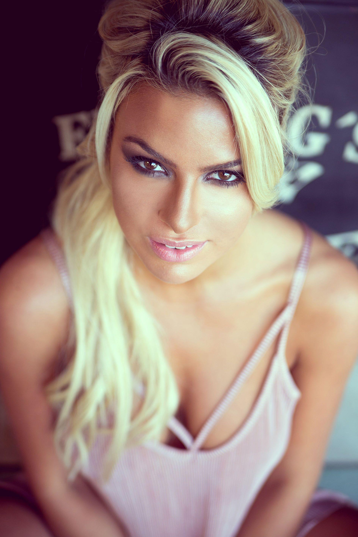 La sexy producción de Ailén Bechara para Playboy