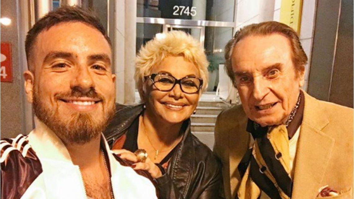 El reclamo de Fede Bal a Carmen y Santiago por una entrevista hot