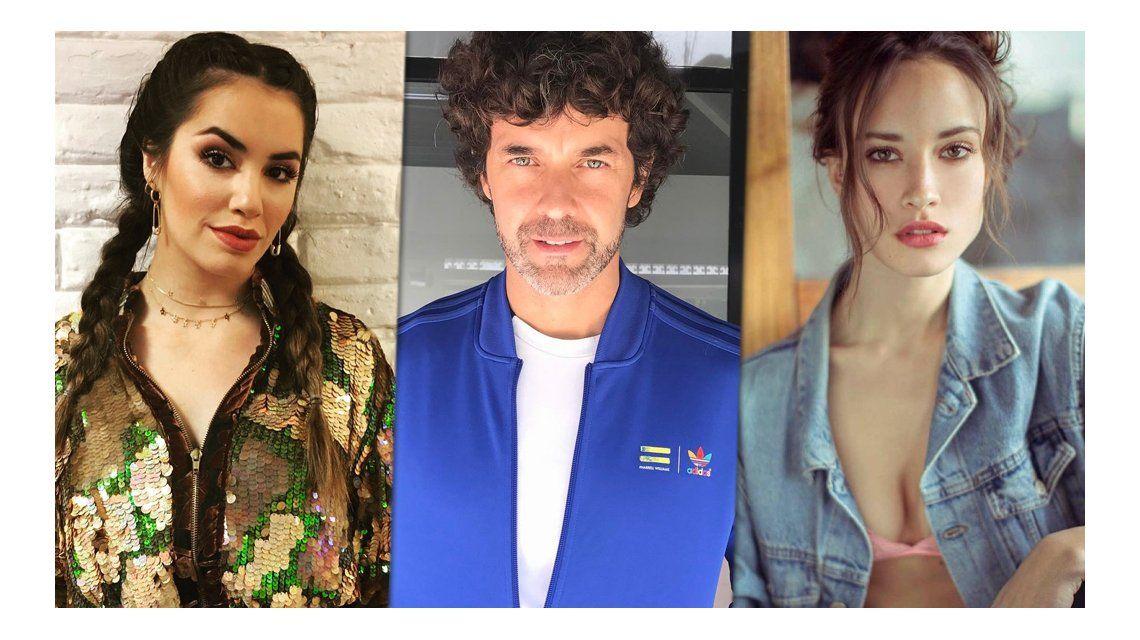 Mariano Martínez sobre el stalkeo de Lali a Camila