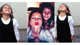 Emotivo mensaje a Blanca Vicuña en el día de su cumple: Hay días en que a tu mamá le dolés en el pecho