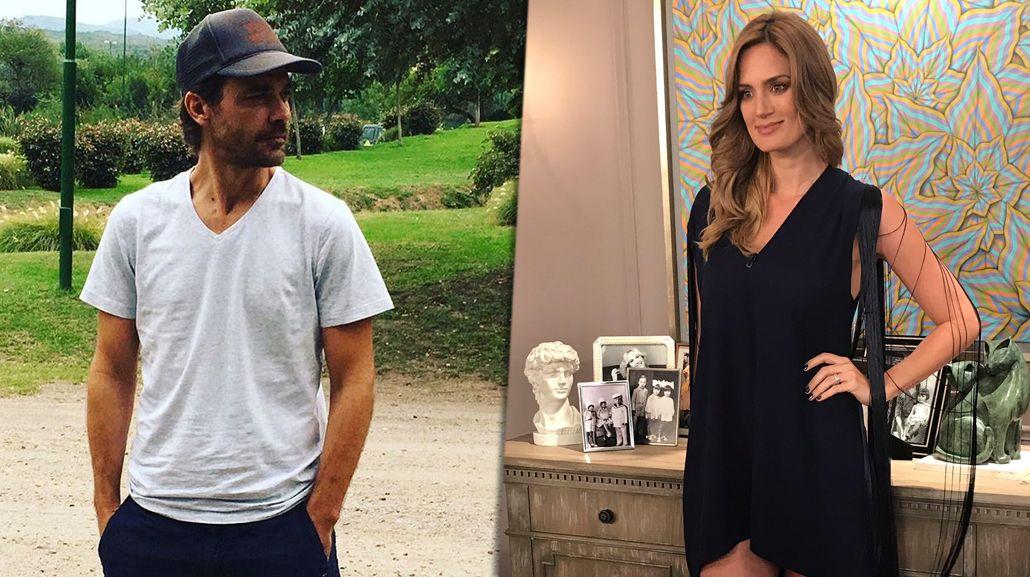 Pedro Alfonso piropeó a Paula Chaves mientras la veía por  TV: mirá el look de la modelo