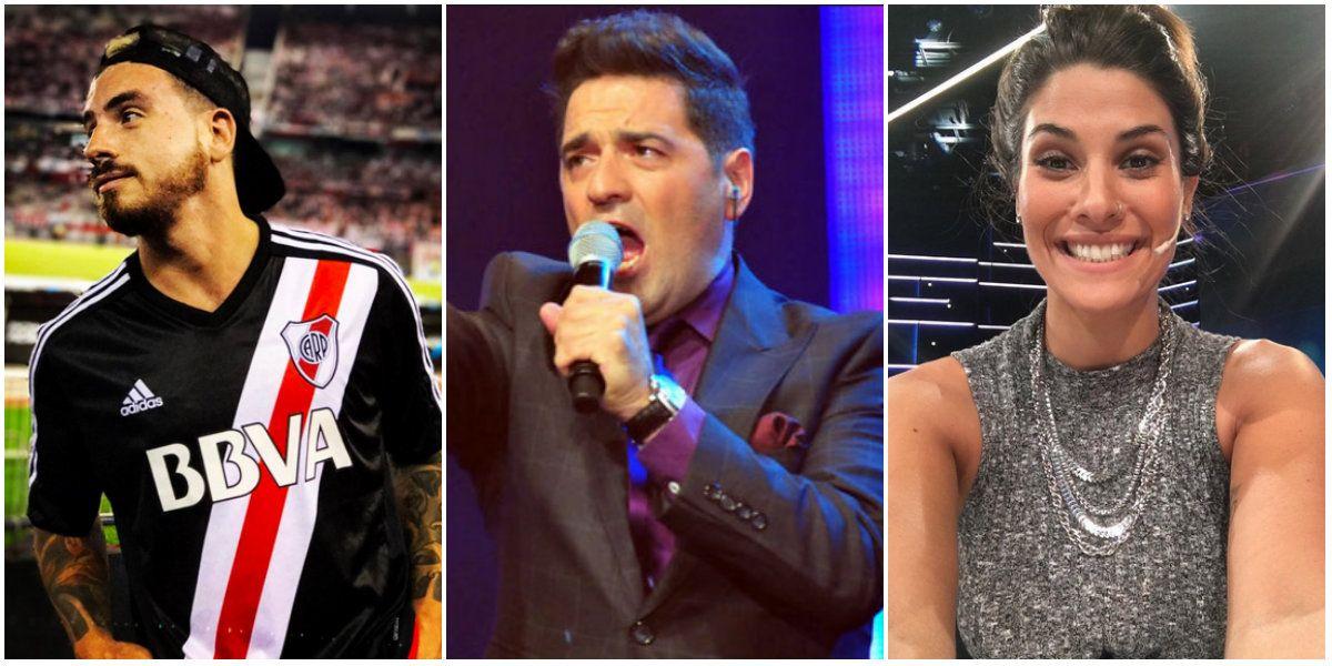 Los tuits de los famosos por el Superclásico entre Boca y River