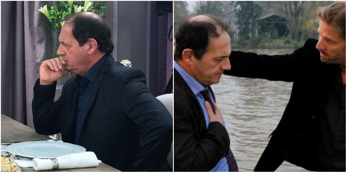 Julio Chavez recordó el conflicto con Facundo Arana.