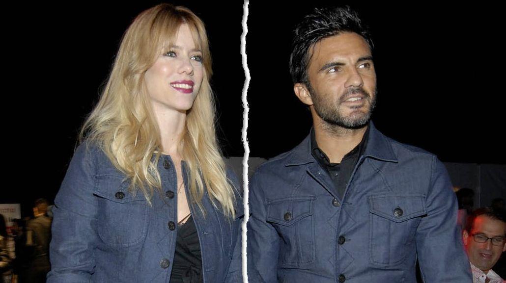 Nicole y Cubero anunciaron su separación el 9 de mayo
