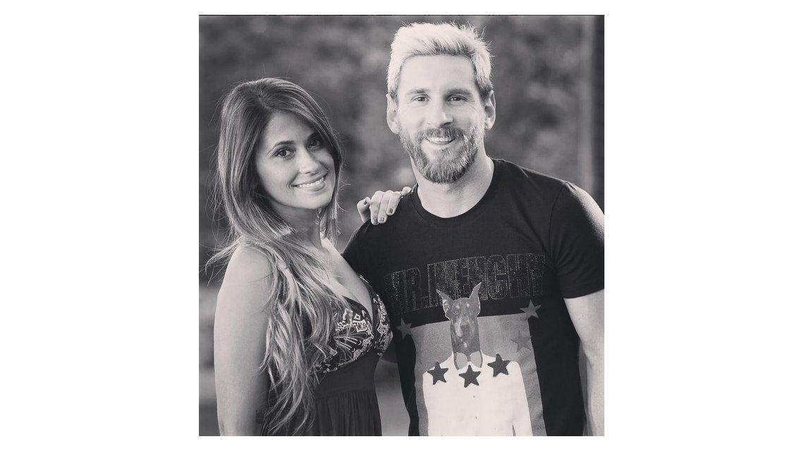 Se filtró la invitación la casamiento de Messi y Antonella Roccuzzo.