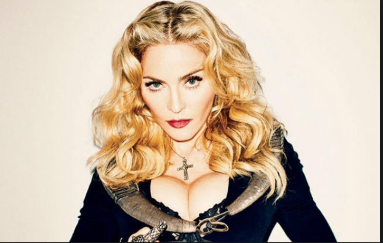 Madonna posteó una foto en Instagram con su hija y generó polémica
