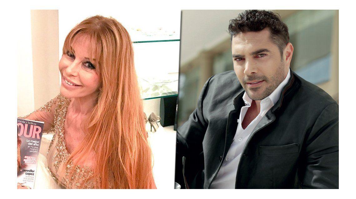 Graciela Alfano y Matías Alé vuelven a trabajar juntos