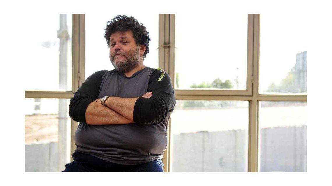 Alfredo Casero no pasa por su mejor momento de salud