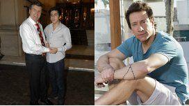 El hijo de Carlín Calvo apareció en televisión y contó cómo lo ayudó Nico Vázquez