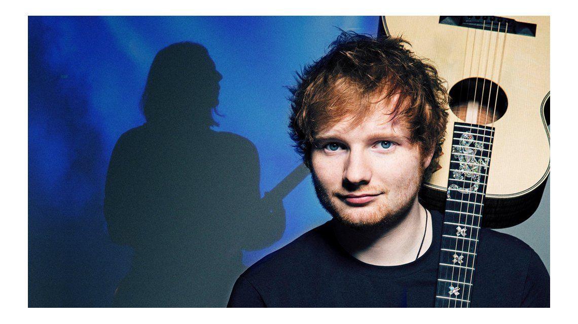 Benjamín Amadeo será telonero de Ed Sheeran.
