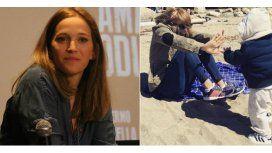 El fin de semana familiar de Luisana Lopilato: Volver a reír