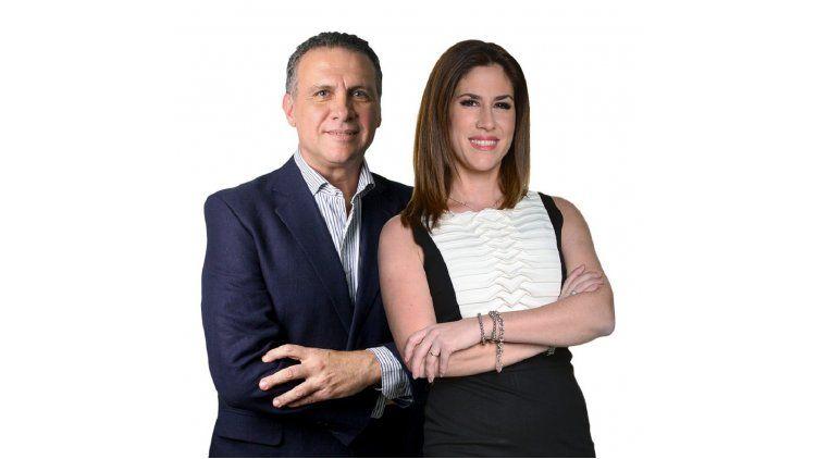 Daniela Ballester y Mauro Federico estrenan 24 P por C5N