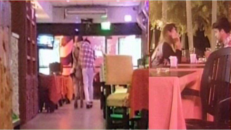 Giannina Maradona y su nuevo novio en Tigre