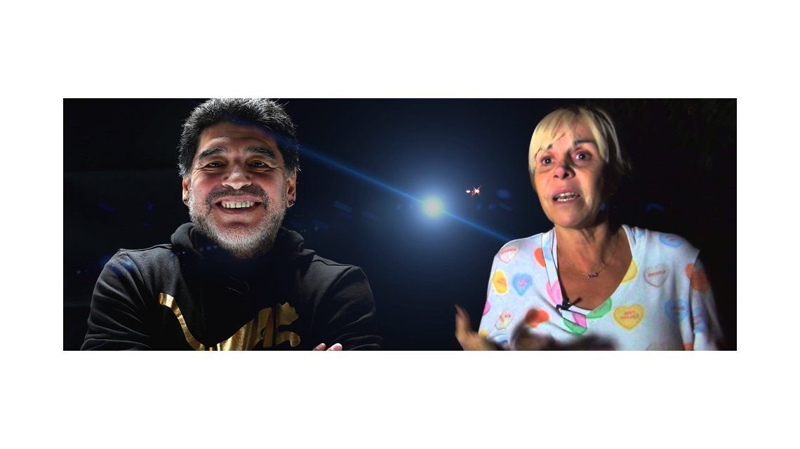 La actualidad de la causa de Diego Maradona contra Claudia Villafañe por estafas