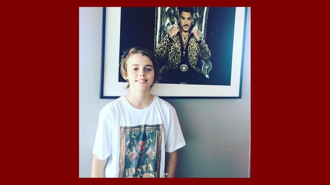Felipe Fort recuerda a su padre en Instagram