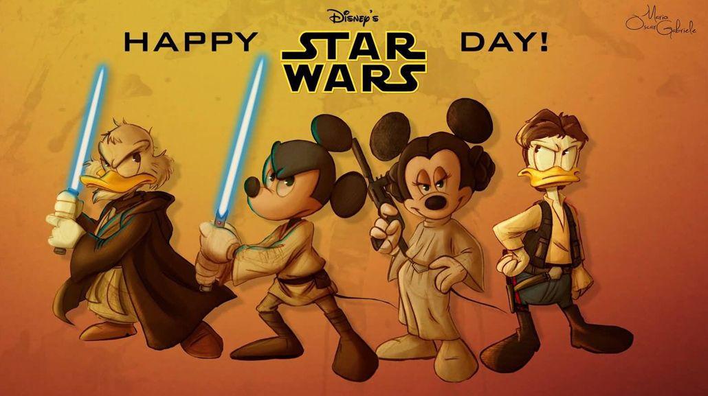 Los memes por el Día de Star Wars