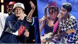 La magia de Bruno Mars llega a la Argentina