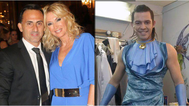 Diego Latorre le hizo un pedido a Carlos Bernal por Yanina Latorre